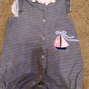Baby girls romper 6-9M